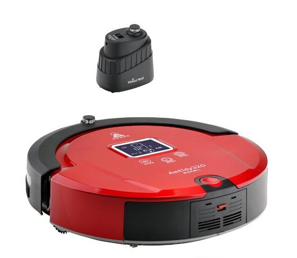 Free Shipping By DHL 1PC A320 Household Ultra-Thin Intelligent Robot Smart Efficient Automatic Vacuum Cleaner(China (Mainland))