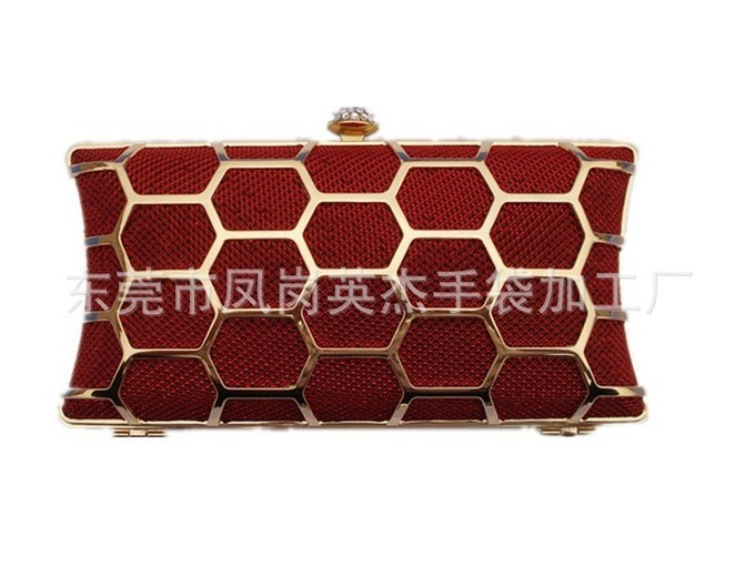 Ladies' Clutch  Evening Bags,Fashion diamond shaping evening bag day clutch women's formal dress small bags eb122