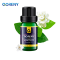 QORENY 100 Jasmine Pure Essential Oil 10ml Anti Aging and Moisturize Skin Stretch Marks Remover Skin