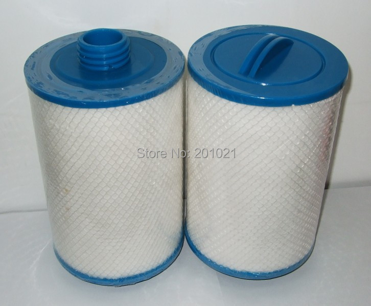 Filter spa RD800 - 2150 Denicor Arcadia hot tub filter Top: handle Meltblown Cartridge 1 '' 1/2 38MM SAE Thread(Hong Kong)