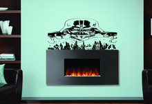 Darth Vader Star Wars Nursery Room wall sticker decal wall art decor   22x35inch
