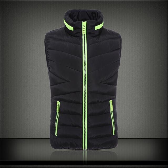 Warm Casual Vests
