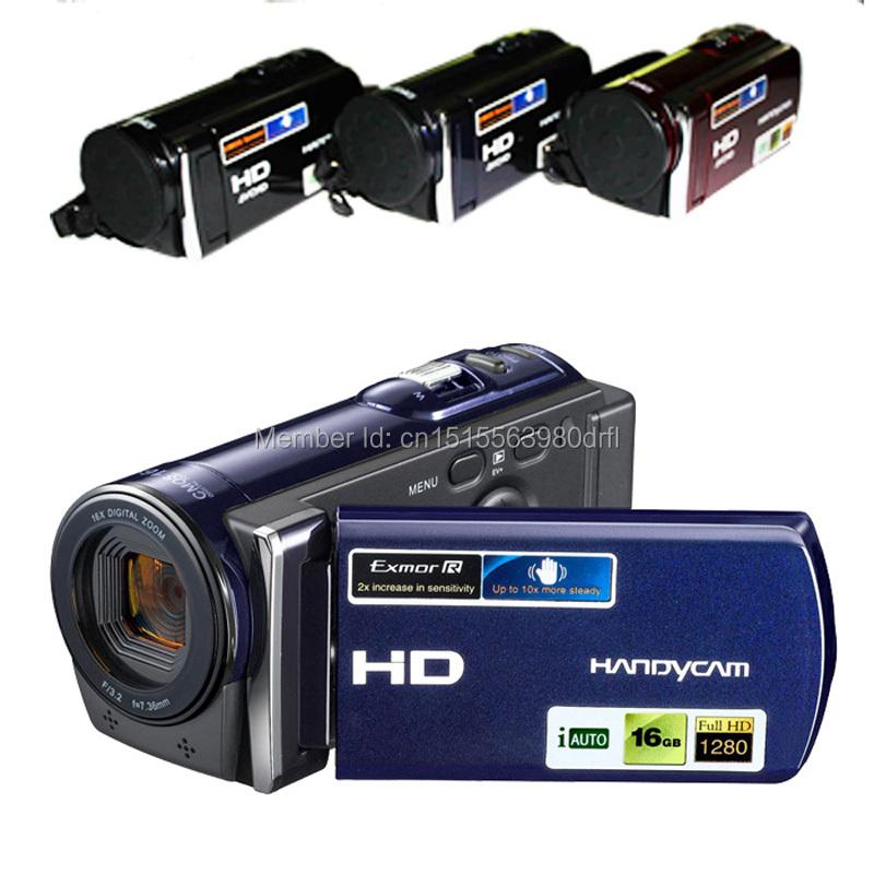 Multi-functional Digital Video DV Camera HD 720p CMOS Sensor 16 MP 1920*1080 full hd HDMI <br><br>Aliexpress