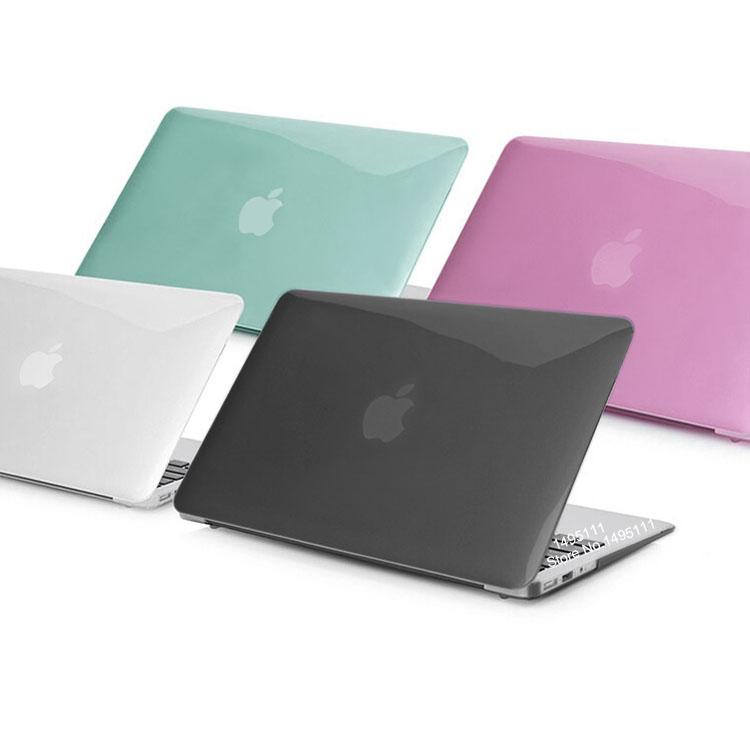 Popular Transparent crystal Case For Apple macbook Air Pro ...