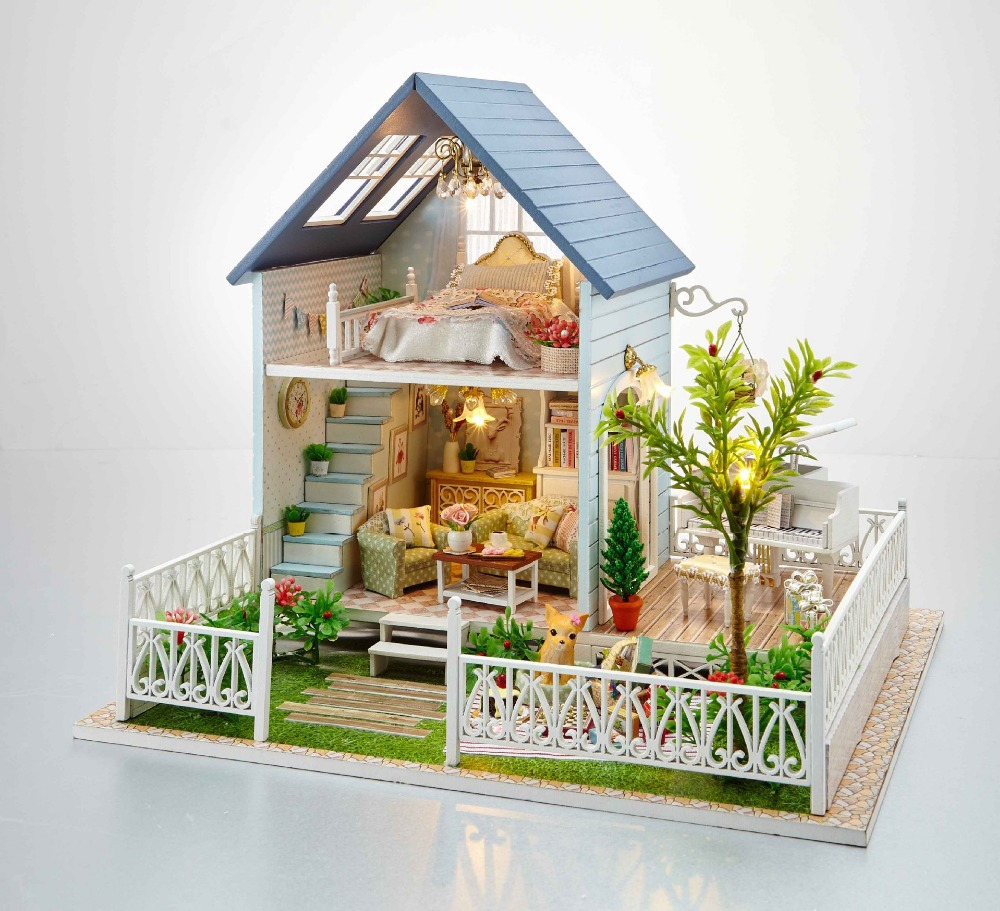 Buy nordic holiday euro style large diy for Big houses to buy