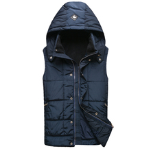 Popualr male  cotton vest  clothing  fashion looking nice charming outerwear free shipping(China (Mainland))