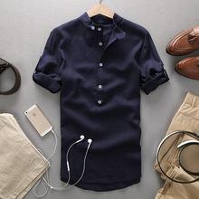 2015 New style brand Male shirt Causal t shirt Extended t shirts Men High Fashion Short Sleeve T Shirt Men's clothing M-5XL