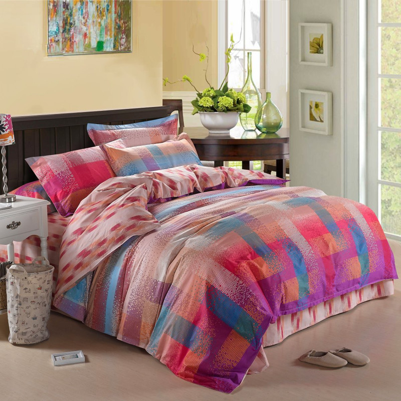 Comforter Bedding Set Bed Sheet Set On Sale 4pcs 100 Cotton Bedclothes Bed In A Bag In Bedding