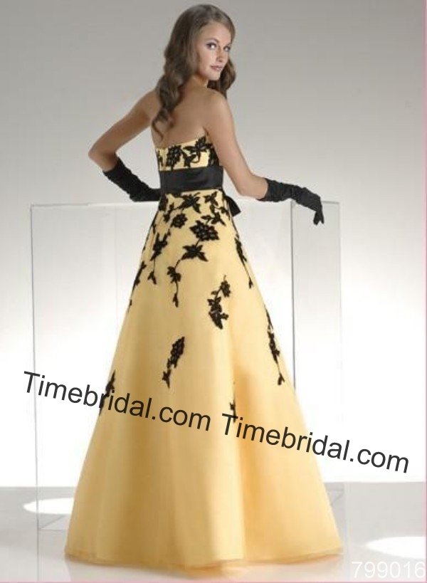 yellow-and-black-flower-floor-lenght-belt-sexy-wedding-dress-prom-ball-evening-party-gown-custom.jpg