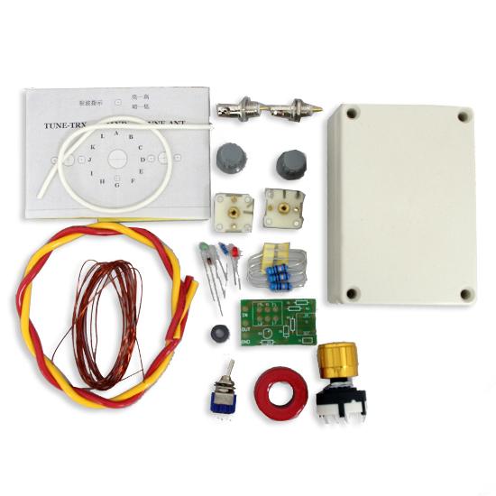 Интегральная микросхема QRP Tune Diy 1/30 * CW frog sounds ham radio qrp kit telegraph cw transceiver receiver radio station