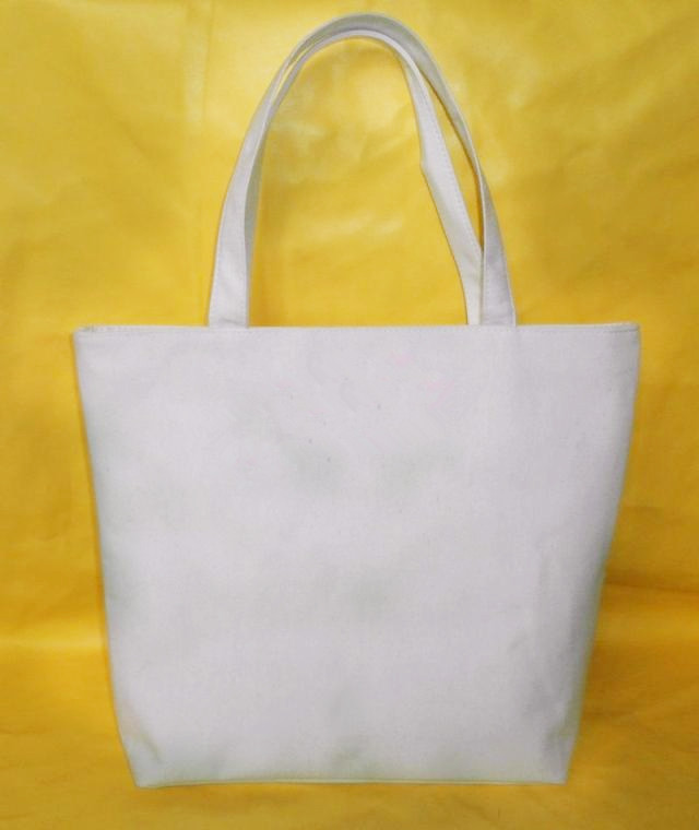 Free shipping diy blank canvas bag canvas bag shopping bag for Diy blank canvas