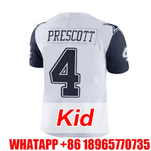 Kids Youth #4 Dak Prescott White Color #21 Ezekiel Elliott Rush Limited #88 Dez Bryant Witten #82 Jason Witten Men's(China (Mainland))
