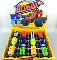 Best Price 6pcs Set Blaze Monster Machines Kid Toys Vehicle Car Classical Toys Action Toy Figures