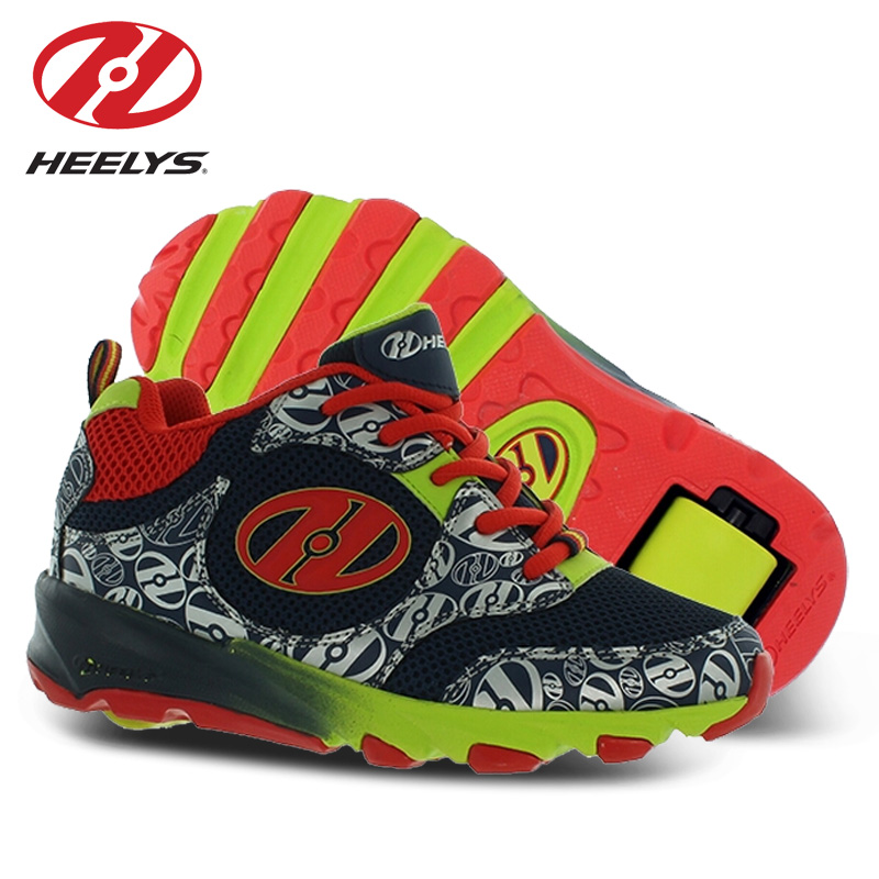 how to use heelys with one wheels