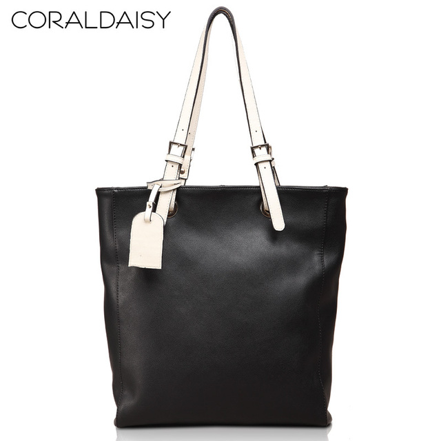 Coraldaisy New  2013 Fashion Shoulder Bags  Genuine Leather Handbags Women Leather Handbags