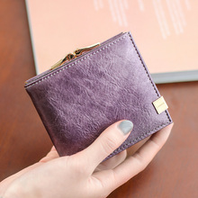 Buy Women Wallet Female 2017 Coin Purses Holders Brand Genuine Leather Ladies Wallets Purse Women 's Clutches clutch carteira 605 for $9.60 in AliExpress store
