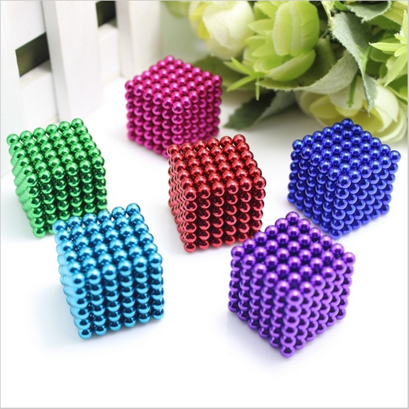 4mm 216pcs Vacuum D4 Metaball Magnetic Ball Magnet Neo Cube Magic Toy New Year Gift Christmas Magic Cube Vacuum package+Bag+Card(China (Mainland))