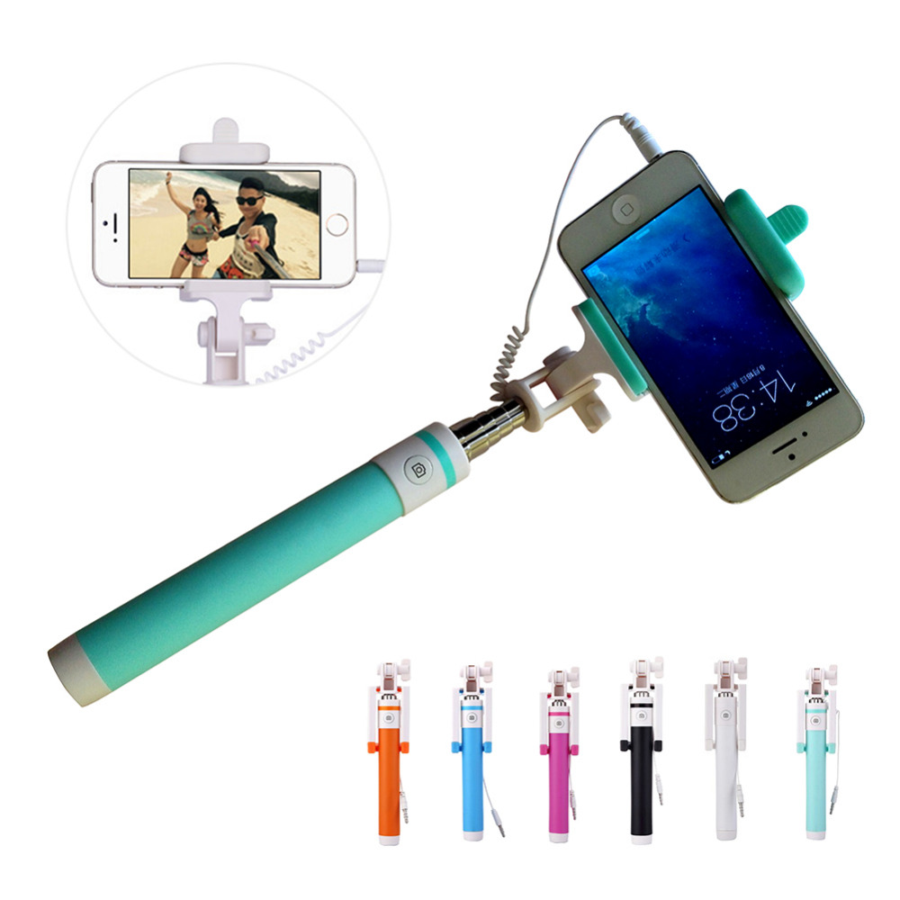 selfie monopod stick wried selfie stick for samsung galaxy s5 note3 iphone 6 5s xiaomi sticks. Black Bedroom Furniture Sets. Home Design Ideas