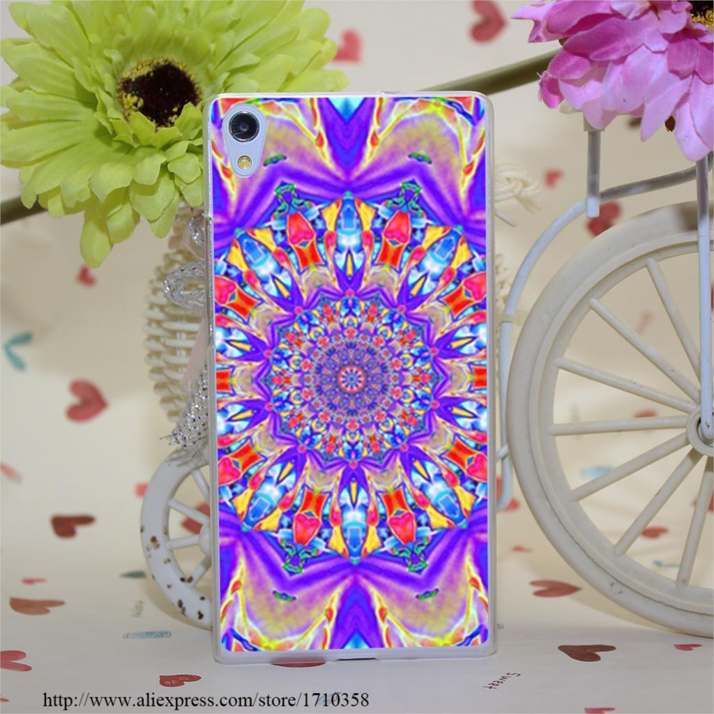 candy dish i-139464 Style Hard Clear Cover Transparent Case for Huawei Ascend P6 P7 P8 P8 lite(China (Mainland))