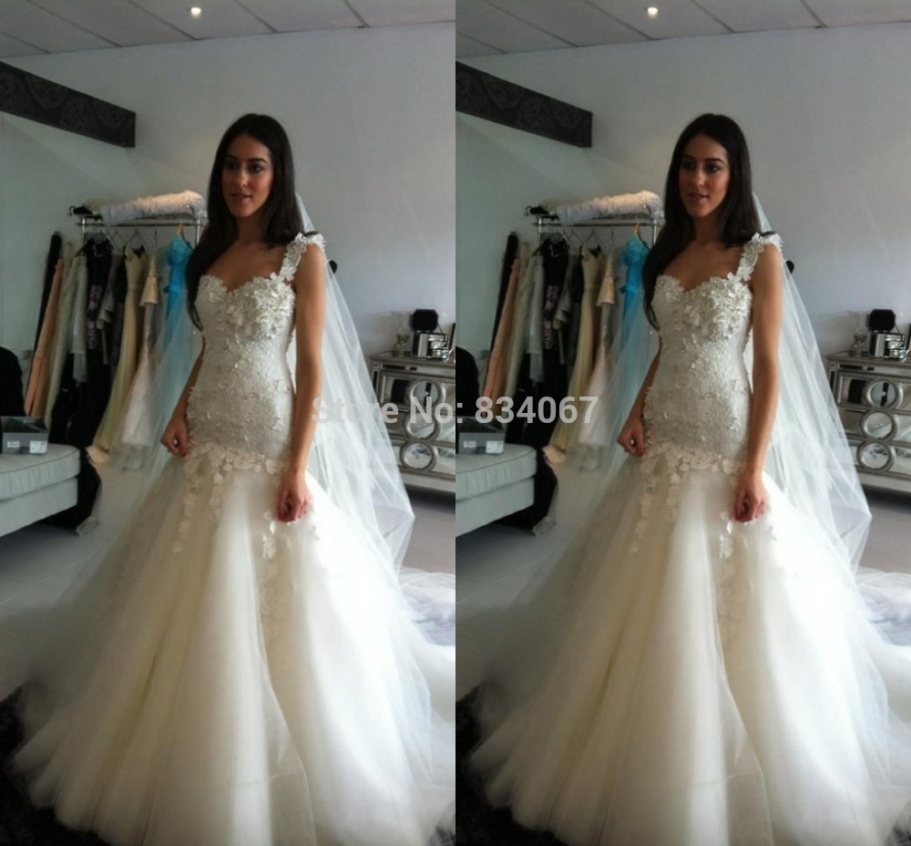 The latest fashionnew design actual a line long women for Dresses for women wedding