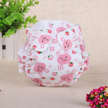 TT BOO 2015 Hot Baby Newborn Diaper Washable Reusable nappies changing cotton training pant happy flute