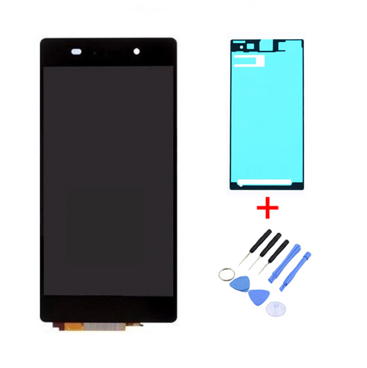 100% Tested LCD Touch Display+ Screen Digitizer Assembly Replacement For Sony Xperia Z1 L39H(China (Mainland))