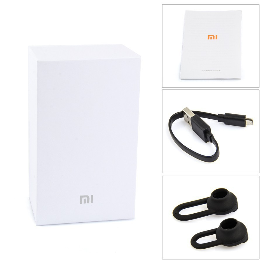 In Stock! Original Xiaomi Bluetooth Headphones Headset LYEJ01LM Bluetooth 4.1 Xiaomi Mi Bluetooth Earphone Build-in Mic Handfree(China (Mainland))