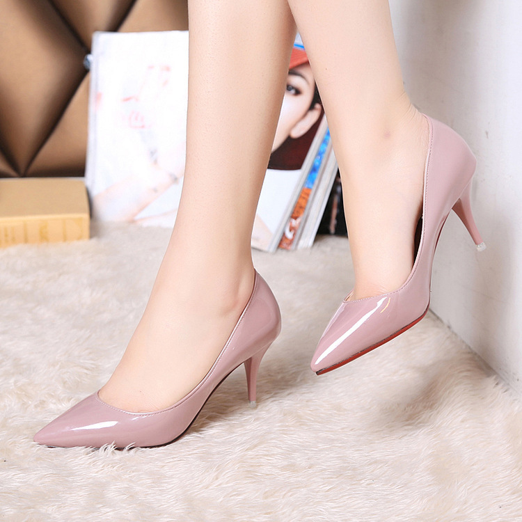 Sexy red bottom high heels women shoes zapatos mujer ladies shoes women pumps fashion wedding shoes