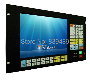 "Industrial Embedded workstation, 12.1"" LCD all in one rack mount computer, Core i3 CPU, 2GB RAM , Provide Custom Design Services(China (Mainland))"