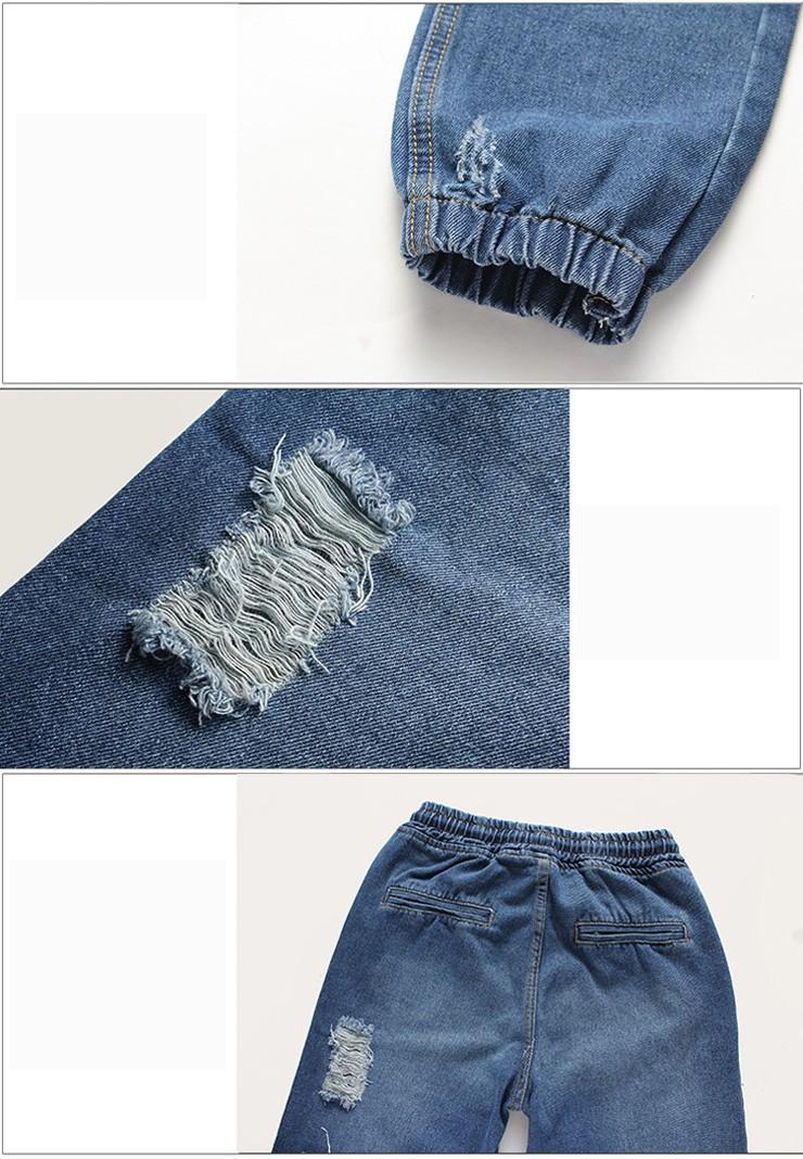 Скидки на Мужские узкие джинсы мужчин 2015 впп проблемные тонкие эластичные джинсы байкер джинсы хип-хоп больших размеров джинсы для мужчин синий