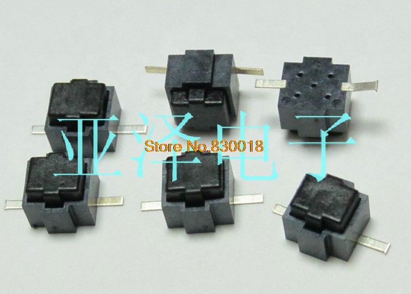 [ SA ]Imported 6 * 6 * 5 SMD silicone switch 6 * 6 silicone silicone key switch Tact Switch Silent--200PCS/LOT<br><br>Aliexpress
