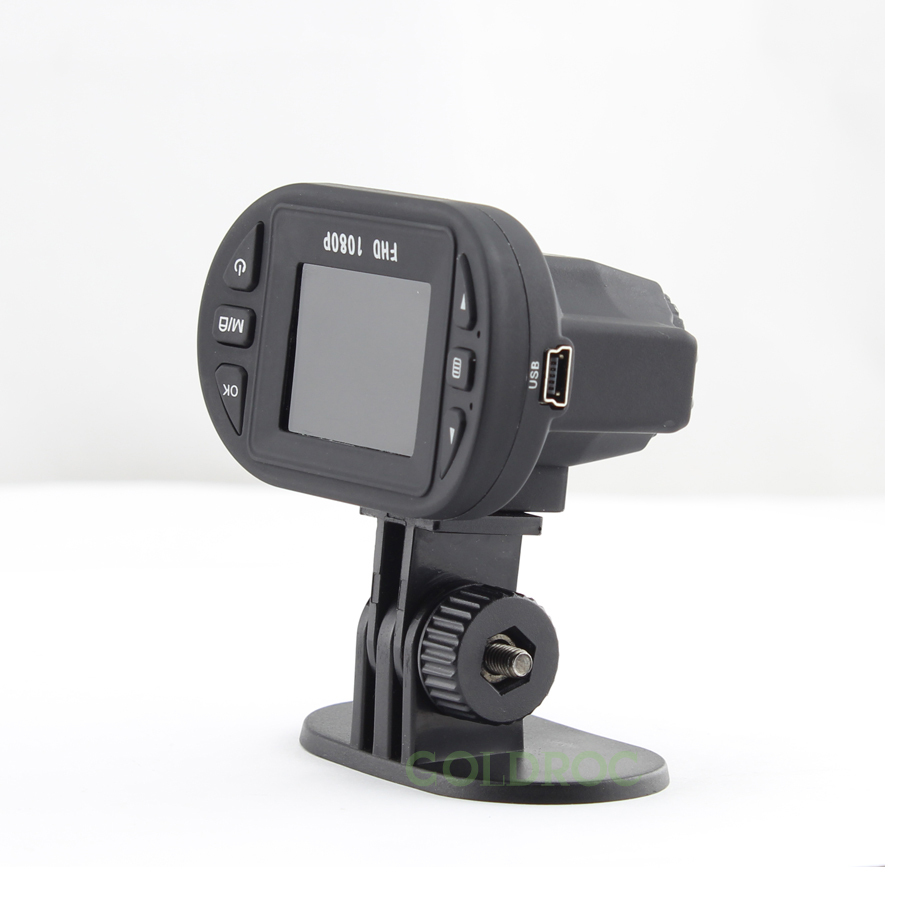 Hot! New Mini Size Full HD 1920*1080P 12 IR LED Vehicle CAM Video Camera C600 Recorder Car DVR 32GB TF Card - Heiger Shopping store