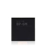 2016 Original Replacement Phone Battery BP-6M 1100mAh For Nokia N93 N73 9300 6233 6280 6282 3250 battery