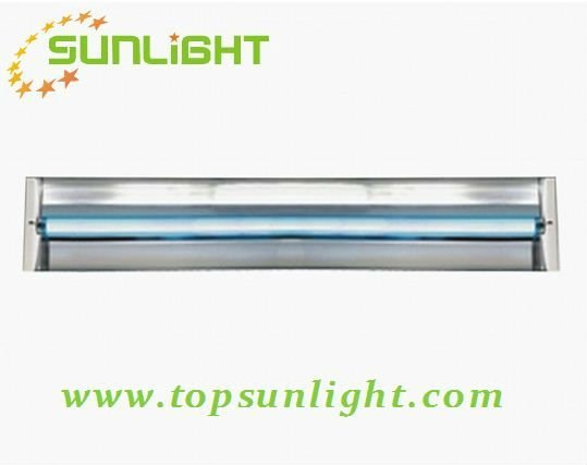 high quality HO 24w t5 fluorescent lamp with reflector