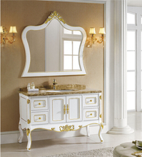Samdera Bathroom vanity bathroom cabinet bathroom furniture soild wood vanity-8022 sink