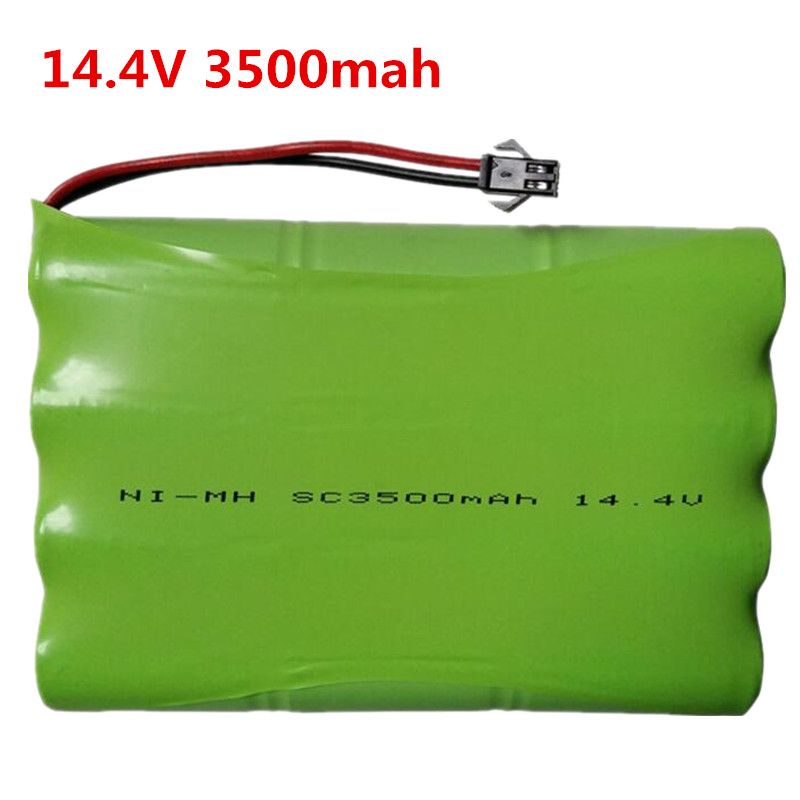 14.4V 3500mAh vacuum Cleaner Battery High quality Battery NTC PTC overcurrent protection for Good Robot 740 750(China (Mainland))