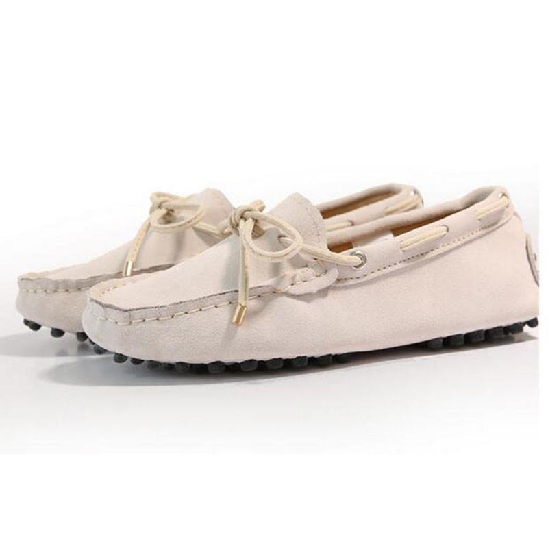 Woman Designer Creepers Genuine Leather Big Size Flat Shoes Round Toe Handmade Oxford Shoes For sport women casual shoes 2016