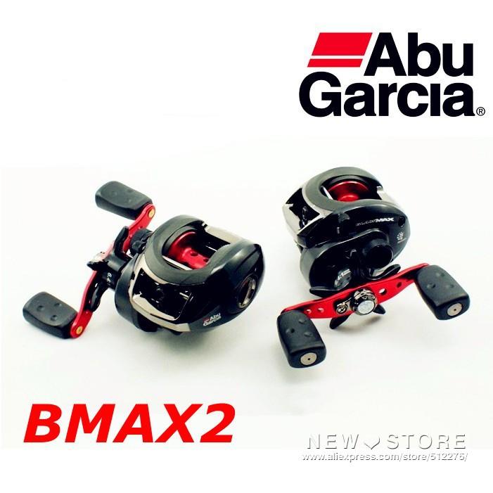 все цены на  Катушка для удочки Abu Garcia BMAX2 4 + 1BB 6.4:1 JT023 BLACK MAX BMAX2  онлайн