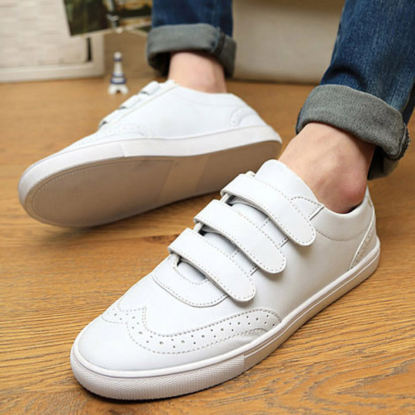 adult 3 strap shoes