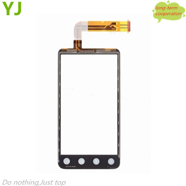 Free shipping Original New for HTC EVO 3D Digitizer Touch Screen Replacement(China (Mainland))