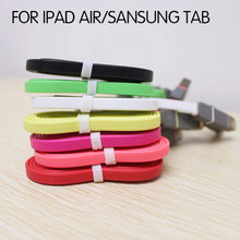 1 meter 2 in 1 USB Data Charger Colorful Cable For iPhone 5 5S 5C font