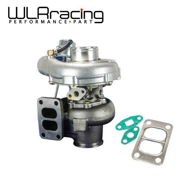 WLR STORE- TURBO KKR480 Turbocharger RB20/RB25/13B,A/R:.50 cold,70 hot.t3 flange t3/t4 bearing housing MAX HP: 450HP WLR-TURBO43(China (Mainland))