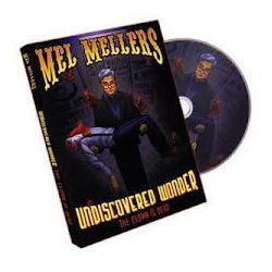 Undiscovered Wonder by Mel Mellers , Only magic ,stage magic,Comedy magic(China (Mainland))