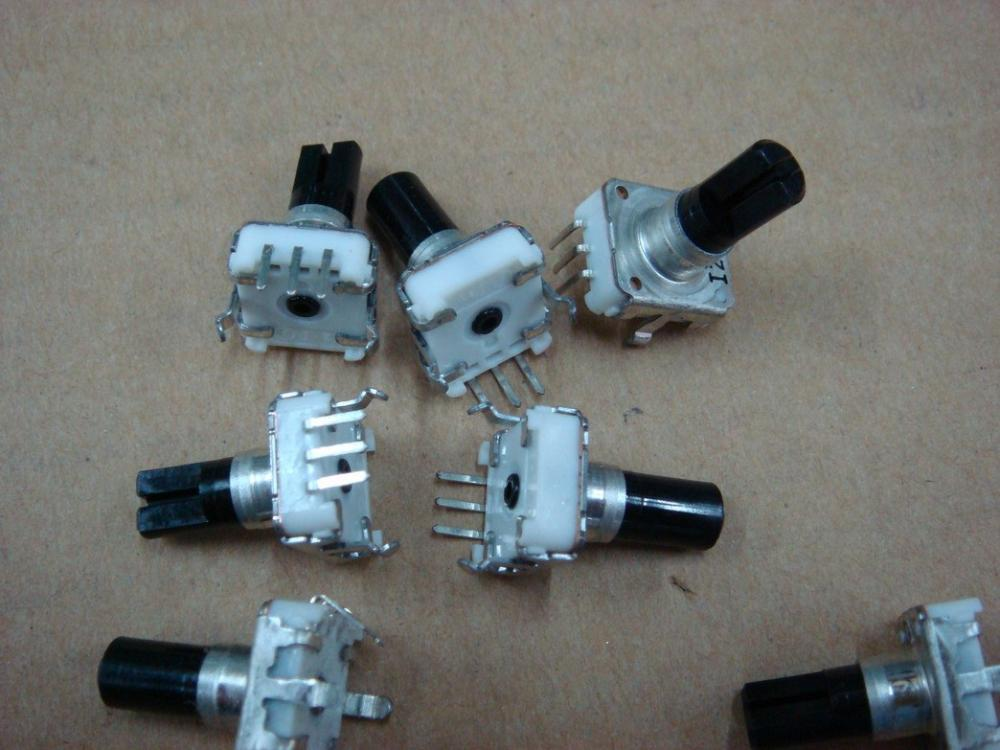 Car stereo volume potentiometer encoder encoder with 24 points stepper(China (Mainland))