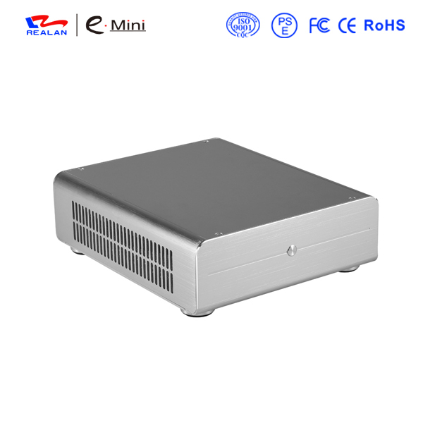 New arrival itx HTPC aluminum case for personal computer desktop DIY(China (Mainland))