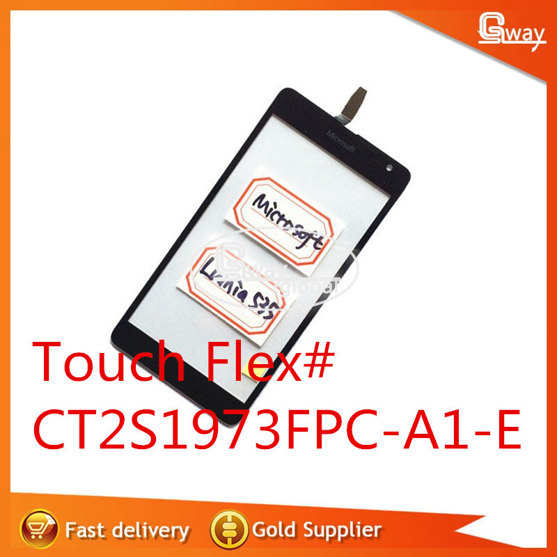 100% New Original Touch Panel for Nokia Microsoft lumia 535 Touch Screen digitizer Flex#CT2S1973FPC-A1-E Free Shipping