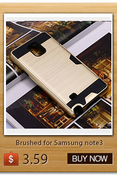 Hot Brushed Aluminum Case For Galaxy Note3 Luxury Brushed Metal Aluminium Material Case Battery phones Cover For Samsung Note3