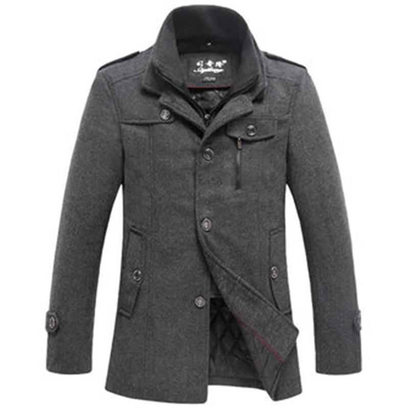 online kaufen gro handel tweed herren mantel aus china. Black Bedroom Furniture Sets. Home Design Ideas
