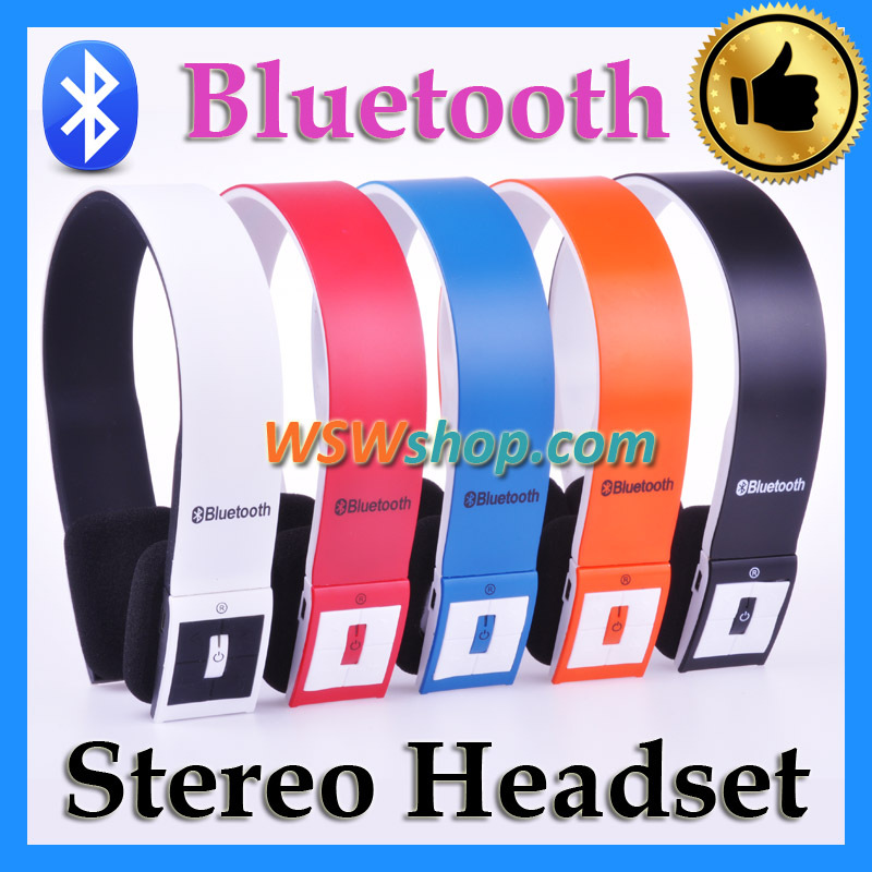 Stylish Headband Wireless Bluetooth Headset High Quality Music Bluetooth Headphones Overhead With Mic For Iphone Samsung 5 Color<br><br>Aliexpress