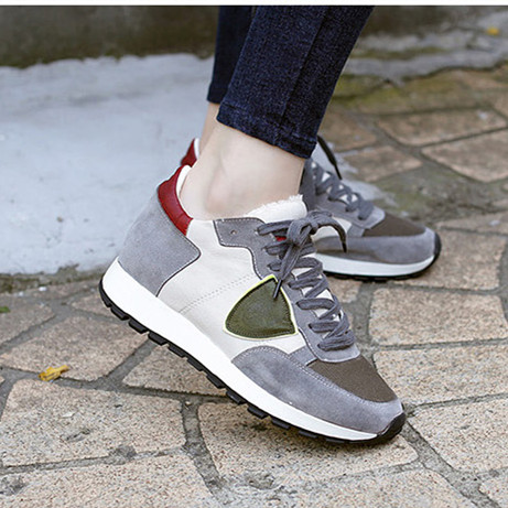 High quality 2016 Spring sports shoes Women Fashion Sneakers Womens Shoes comfortable lightweight running shoes(China (Mainland))